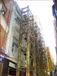 Estabilizador de fachada